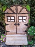 Fairy Door Double with Stairs