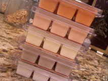 Candle - Exotically Scented Soy Aroma Cubes / Melts