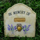 Personalised - Hand Painted Memorial Traditional