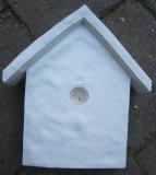 Plaque - Raw Birdhouse