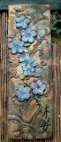 Plaque - Oriental Cherry Blossom Large