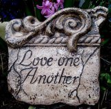Plaque - Federation Love One Another