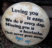 Memorial - Loving you is easy we do it every day