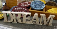 Hand Painted - Giftware Dream Word